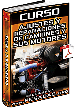 Curso: Motores Cummins, Caja de Cambios, Ejes, Embrague y Frenos – Ajustes y Reparaciones