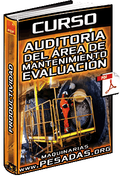 Curso: Auditoria del Área de Mantenimiento – Evaluación y Productividad