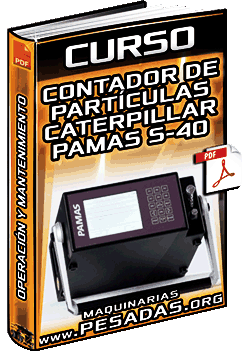 Curso: Contador de Partículas Pamas S-40 – Diagnóstico, Operación y Funcionamiento