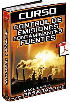 Curso: Control de Emisiones Contaminantes – Fuentes Industriales y Técnicas de Control
