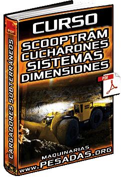Curso: Implementos de Scooptrams – Cucharones, Control y Sistema de Detección