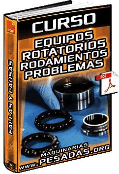 Curso de Equipos Rotatorios – Fallas, Causas, Rodamientos y Problemas de Lubricación