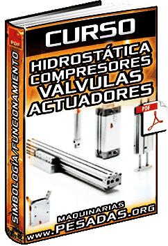 Curso: Hidrostática – Compresores, Válvulas, Actuadores, Simbología y Funcionamiento