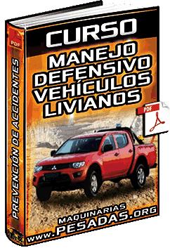 Curso de Manejo Defensivo de Vehículos Livianos – Prevención de Accidentes