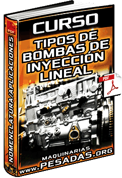 Curso: Tipos de Bombas de Inyección Lineal – Estructura, Aplicaciones y Nomenclatura