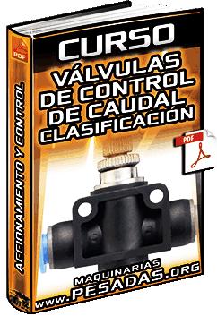 Curso: Válvulas de Control de Caudal – Clasificación, Accionamiento y Control