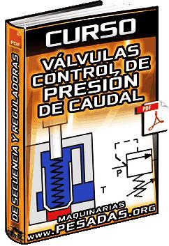 Curso: Válvulas de Control de Presión – de Caudal, de Secuencia, Reguladoras y Control