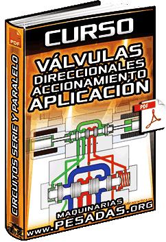 Curso: Válvulas Direccionales – Circuitos, Serie, Paralelo, Accionamiento y Aplicación