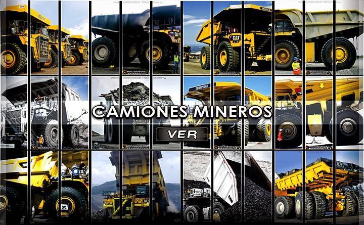 Fotos e Imágenes de Camiones Mineros