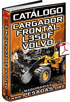 Catálogo de Cargador Frontal L350F Volvo