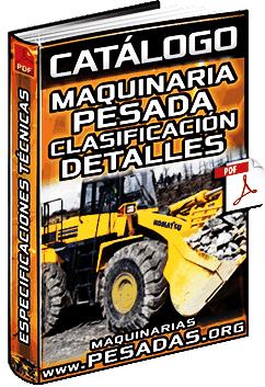 Catálogo: Maquinaria Pesada - Camiones, Movimiento de Tierras y Construcción