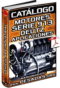 Catálogo de Motores Serie 913 Deutz - Condiciones y Aplicaciones