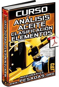 Curso: Análisis de Aceite – Clasificación, Elementos, Toma de Muestras y Reporte