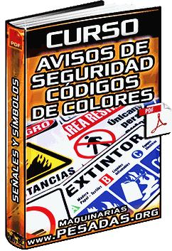 Curso de Avisos de Seguridad y Códigos de Color - Señales y Símbolos en el Trabajo