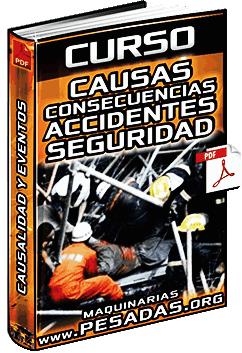 Curso de Causas y Consecuencias de Pérdidas - Accidentes y Seguridad