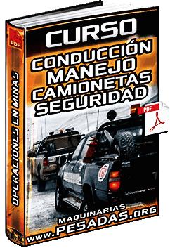 Curso de Conducción de Camionetas en Minas - Manejo Defensivo y Seguridad
