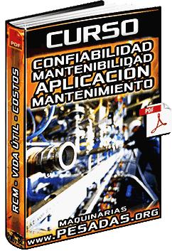 Curso de Confiabilidad y Mantenibilidad de Máquinas - Análisis y Aplicación