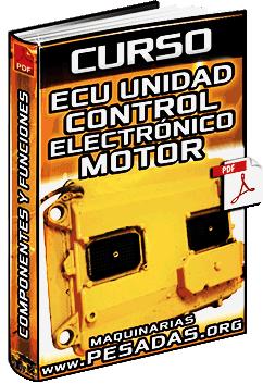 Curso de Unidad de Control Electrónico ECU del Motor – Componentes y Funciones