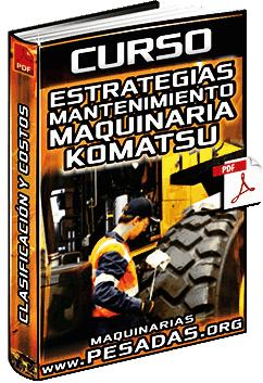 Curso de Estrategias de Mantenimiento de Maquinaria Pesada Komatsu – Mitsui