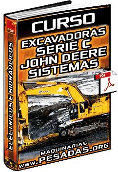 Curso de Excavadoras Serie C John Deere – Motor y Sistemas Eléctricos e Hidráulicos