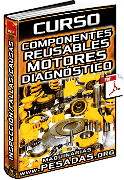 Curso de Partes y Componentes Reusables de Motores – Fallas, Causas y Diagnóstico