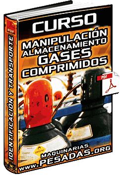 Curso de Manipulación y Almacenamiento de Gases Comprimidos - Identificación
