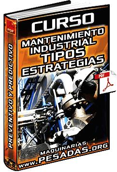 Curso de Mantenimiento Industrial – Técnicas, Inspección, Reparación y Tipos