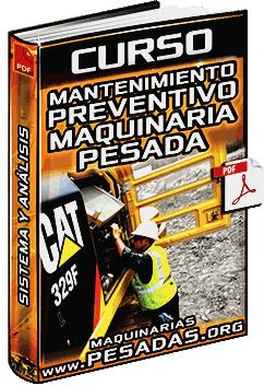 Curso de Mantenimiento Preventivo de Maquinaria - Sistema, Monitoreo y Análisis