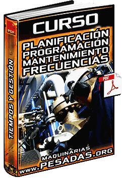 Curso de Planificación y Programación del Mantenimiento - Frecuencias