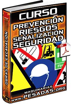 Curso de Prevención de Riesgos – Señalizaciones de Seguridad en Obras