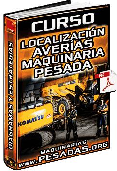 Curso de Puntos de Localización de Averías de Maquinaria Pesada Komatsu