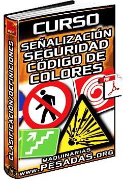 Curso de Señalización de Seguridad y Códigos de Colores - Tipos y Significados