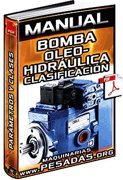 Manual: Bomba Oleohidráulica – Símbolos, Parámetros, Tipos y Funcionamiento