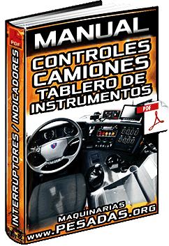 Manual de Tablero de Instrumentos de Camiones – Controles e Interruptores