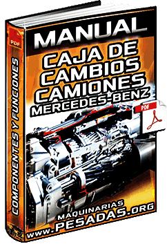 Manual de Caja de Cambios de Camiones Mercedes Benz Actros y Atego