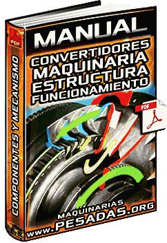 Manual de Convertidores de Par - Componentes y Funcionamiento