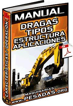 Manual de Dragas - Tipos, Estructura, Diseño, Operaciones y Aplicaciones