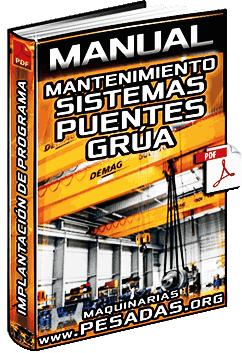 Manual de Mantenimiento Centrado en Confiabilidad de Grúas Puente - Análisis