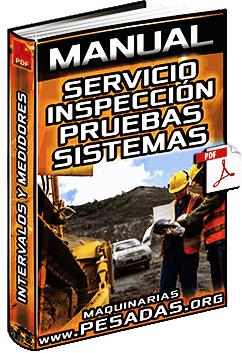 Manual: Cálculo de Servicio, Inspección, Cambio de Aceite y Pruebas de Sistemas