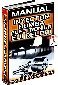 Manual: EUI Inyector-Bomba Electrónico Delphi – Desmontaje y Reparación