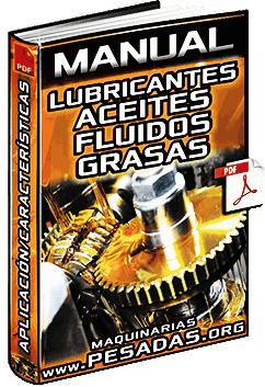 Manual de Lubricantes - Aplicaciones, Aceites Hidráulicos, Fluidos y Grasas