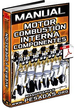 Manual del Motor de Combustión Interna - Tipos, Partes y Causas de Averías