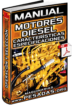 Manual: Motores Diesel - Características, Ciclos, Operación y Selección