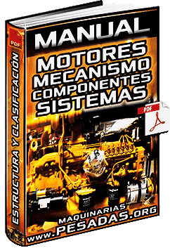 Manual: Motores - Clasificación, Partes, Estructura, Sistemas y Componentes