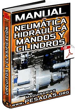 Manual de Neumática e Hidráulica – Circuitos, Tipos de Mandos y Cilindros