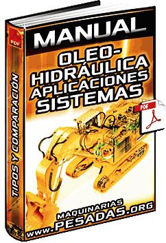 Manual de Oleohidráulica - Aplicaciones de los Sistemas Hidráulicos y Tipos