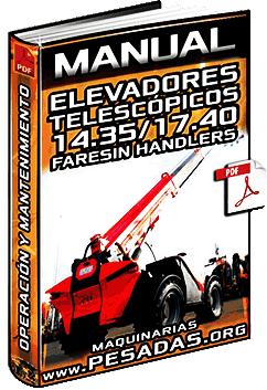 Manual de Elevadores Telescópicos FH14.42E a FH17.40E Faresin Handlers
