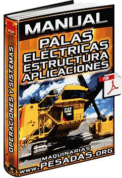 Manual de Palas de Cable - Estructura, Operaciones, Sistemas y Aplicaciones