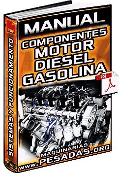 Manual de Partes de Motores Diesel – Funciones de los Sistemas y Comparación