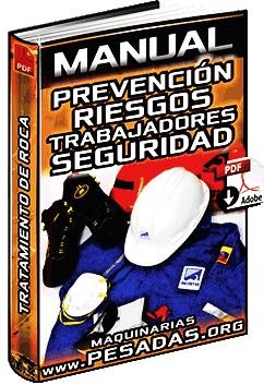 Manual de Prevención de Riesgos para Trabajadores de Tratamiento de Rocas